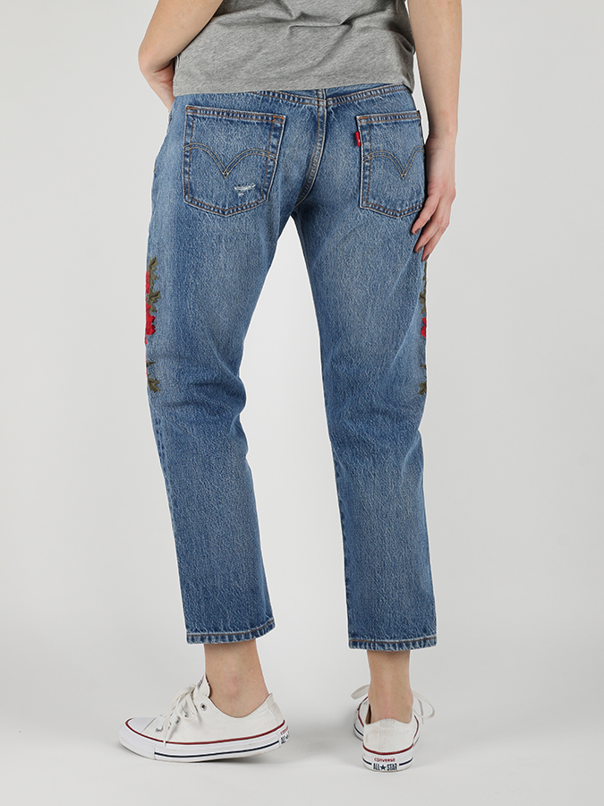 501® Cropped Taper Jeansy Levi's® (2)