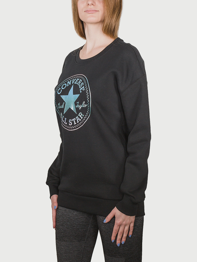 Mikina Converse Shine Pack Graphic Oversized Crew (3)