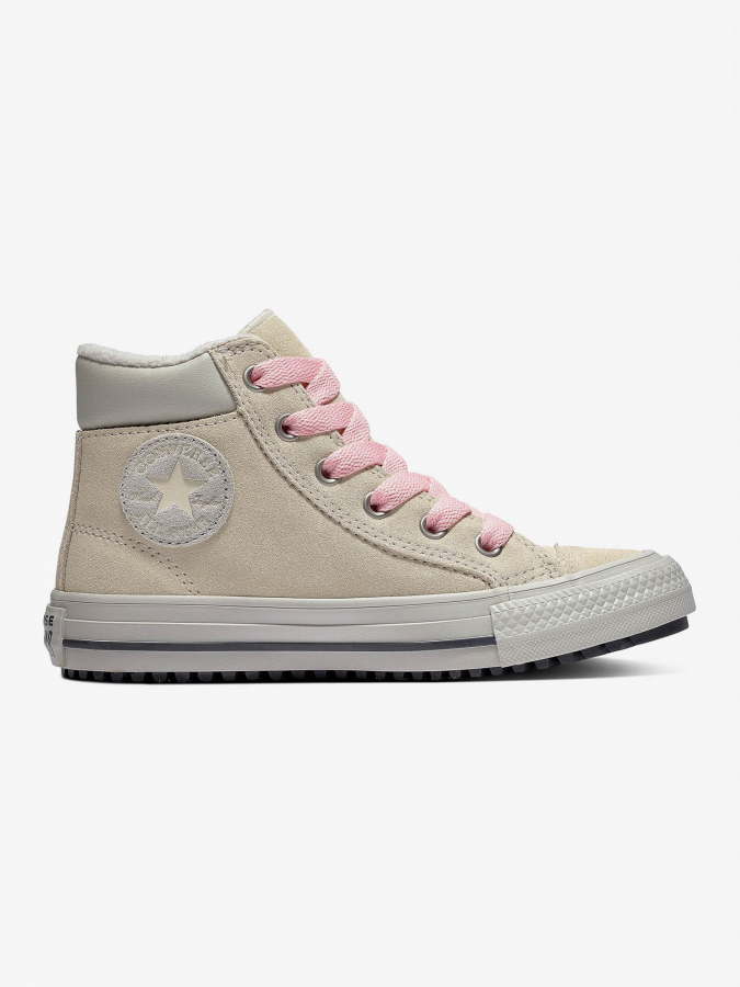 Boty Converse Chuck Taylor All Star Pc Boot Boots On Mars Šedá