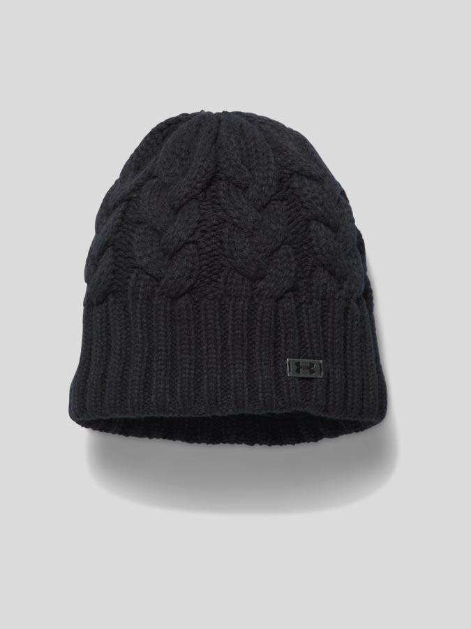 Čepice Under Armour Coldgear Around Town Beanie (1)