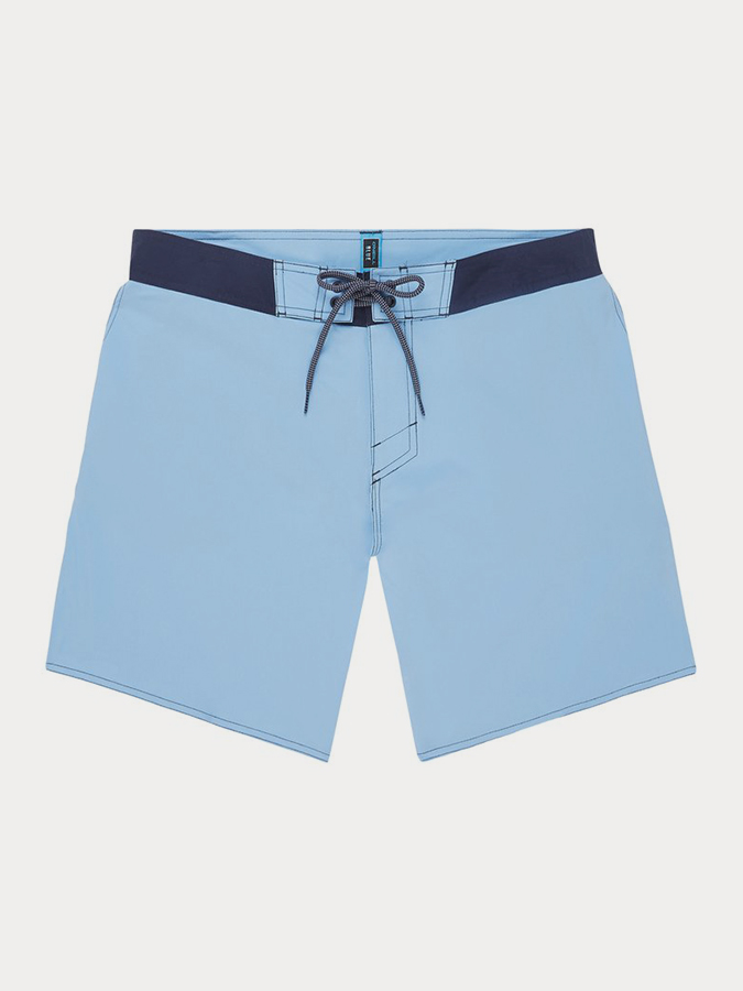 Boardshortky O´Neill Pm Solid Freak Boardshorts Modrá