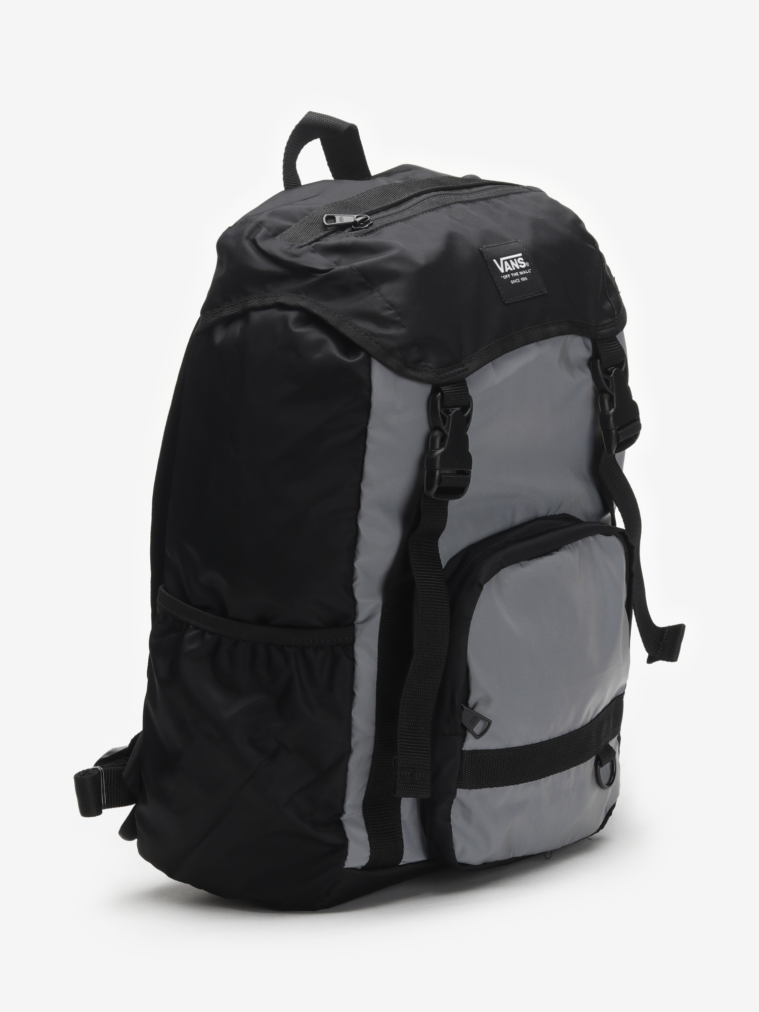 Batoh Vans Wm Ranger Backpack Silver Reflection (2)
