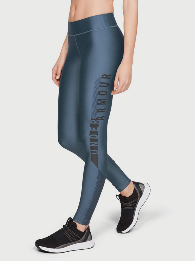 Kompresní legíny Under Armour HG Graphic Legging (1)