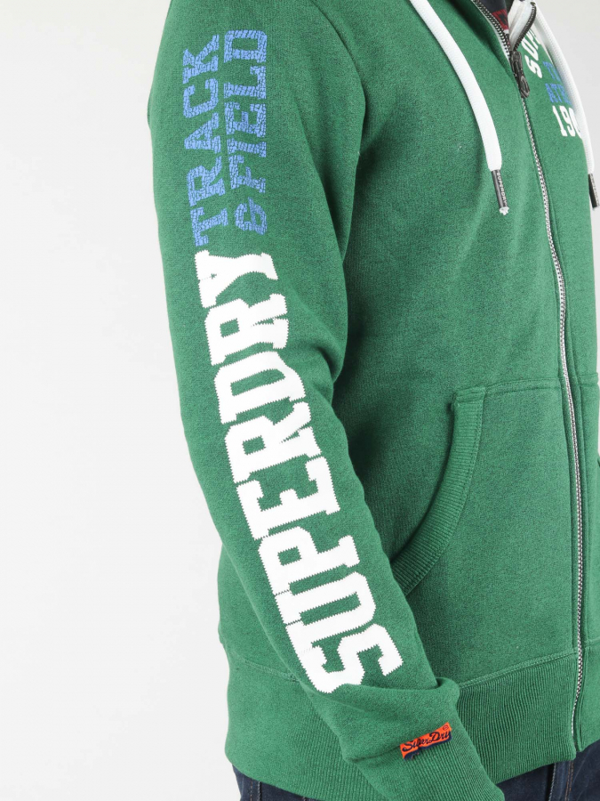Mikina Superdry Track & Field Ziphood (4)