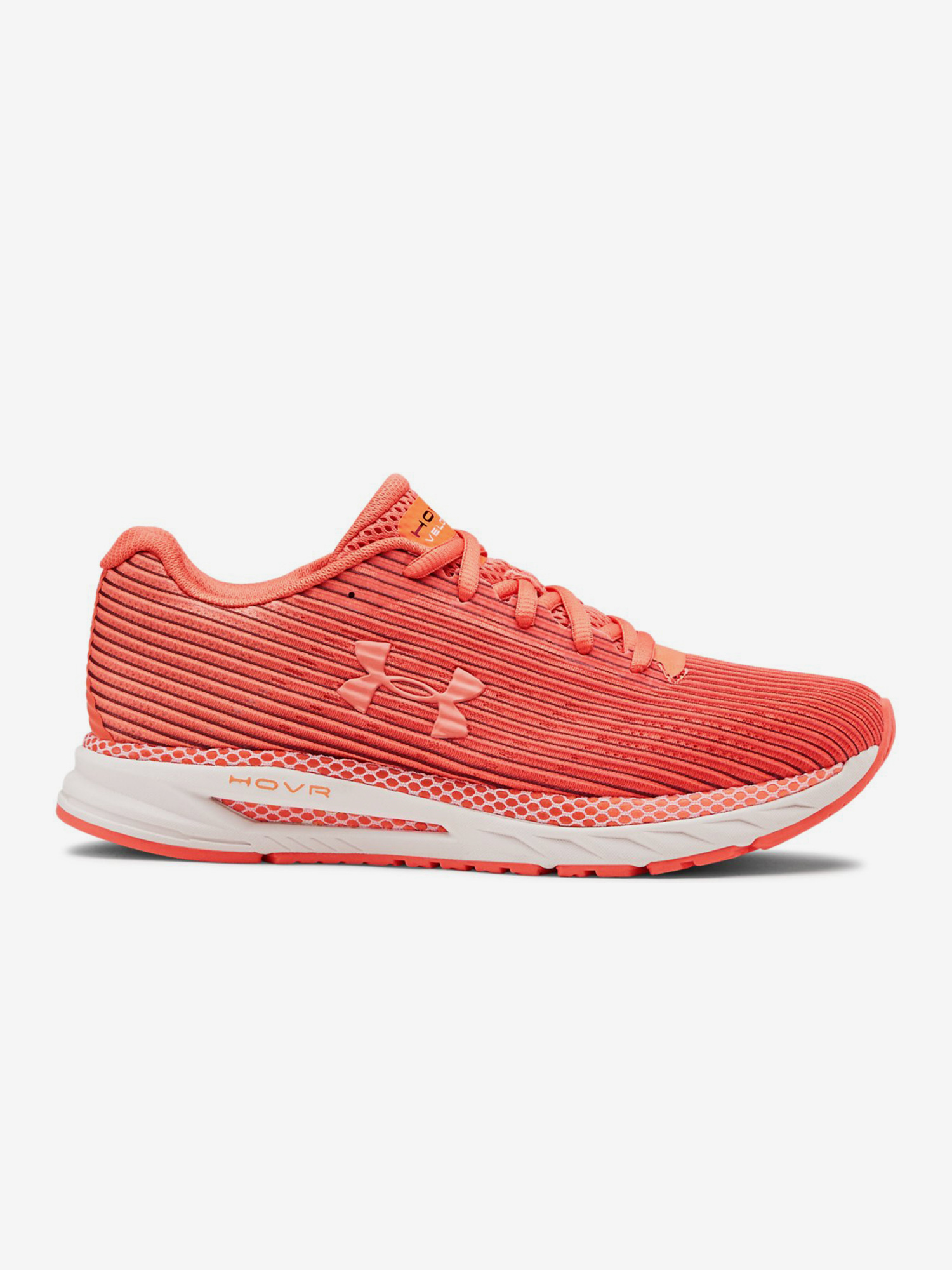Boty Under Armour W Hovr Velociti 2-Red