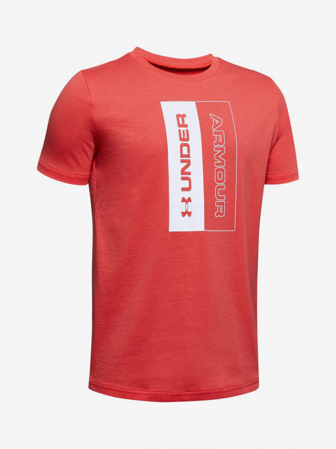 Tričko Under Armour Unstoppable Short Sleeve-Red Červená