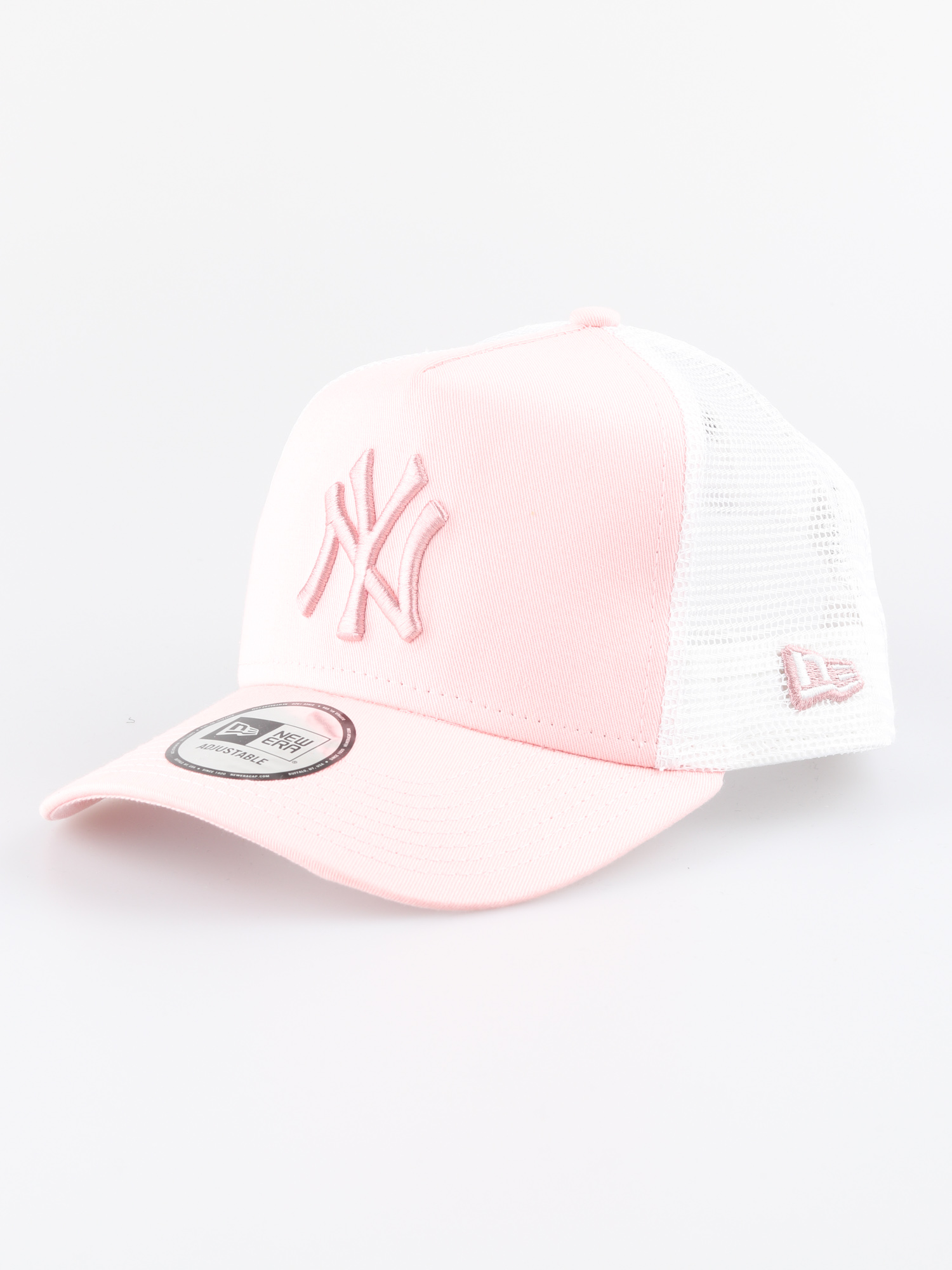 Kšiltovka New Era 940W Af trucker MLB league essential NEYYAN Růžová