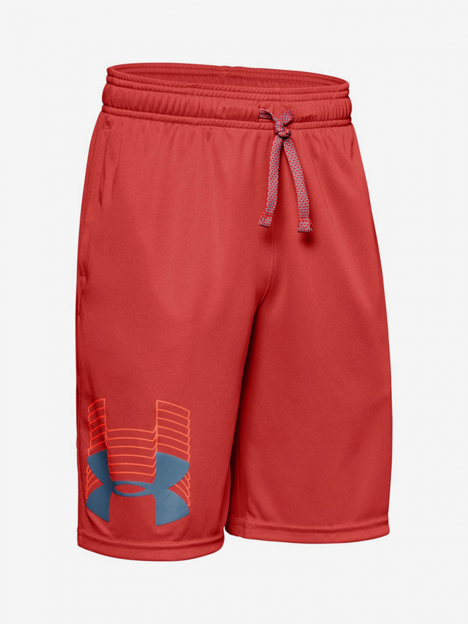 Kraťasy Under Armour Prototype Logo Shorts-Red Červená