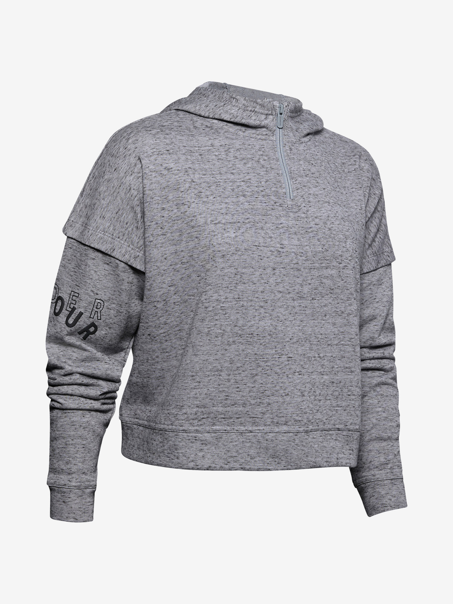 Mikina Under Armour Rival Terry 1 2 Zip Hoodie (4)