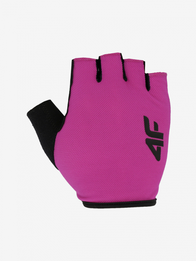Rukavice 4F RRU300 Bike Gloves Růžová