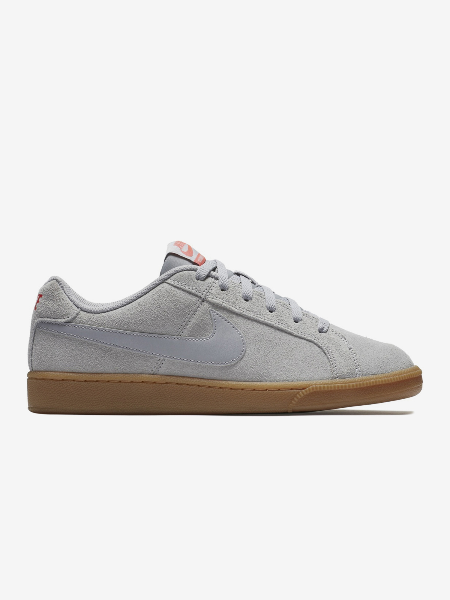 Boty Nike Court Royale Suede Šedá