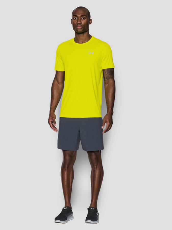 Tričko Under Armour Coolswitch Run S/S v2 (3)