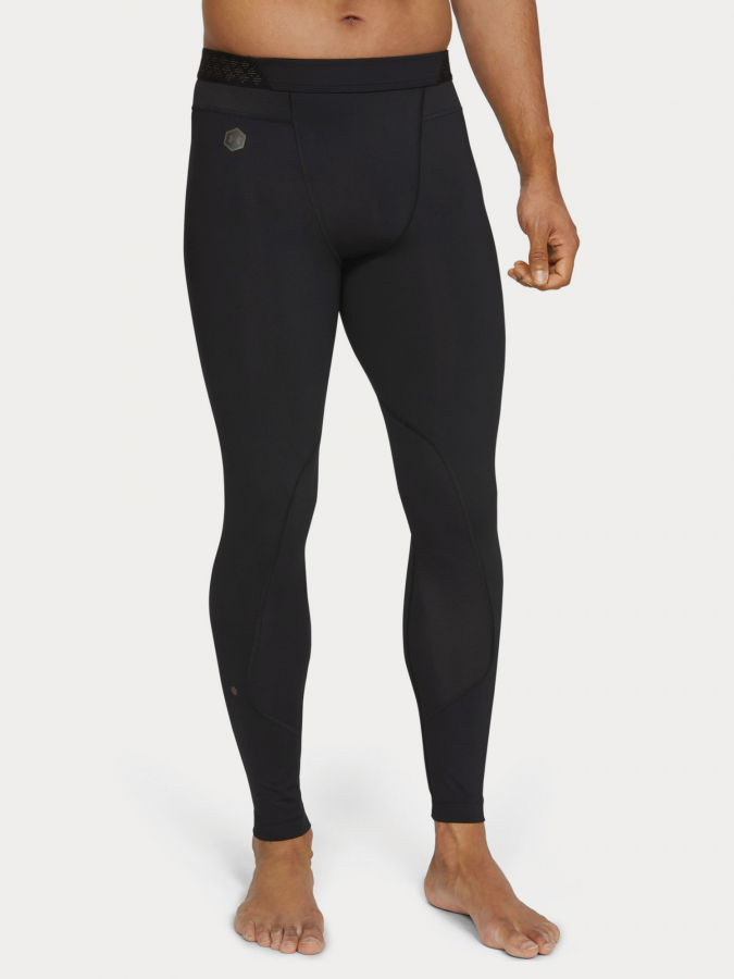 Kompresní legíny Under Armour Rush Legging Šedá