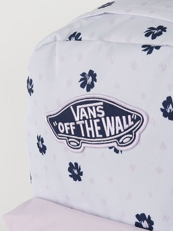 Batoh Vans WM Realm Backpack White Abstract (3)