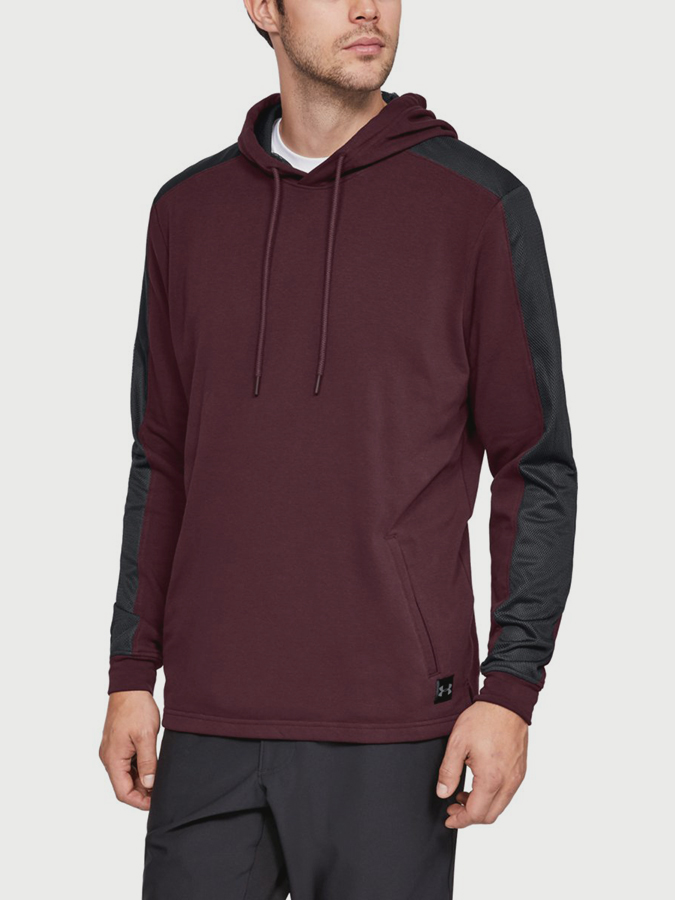 Mikina Under Armour Microthread Terry Po Hoodie (1)