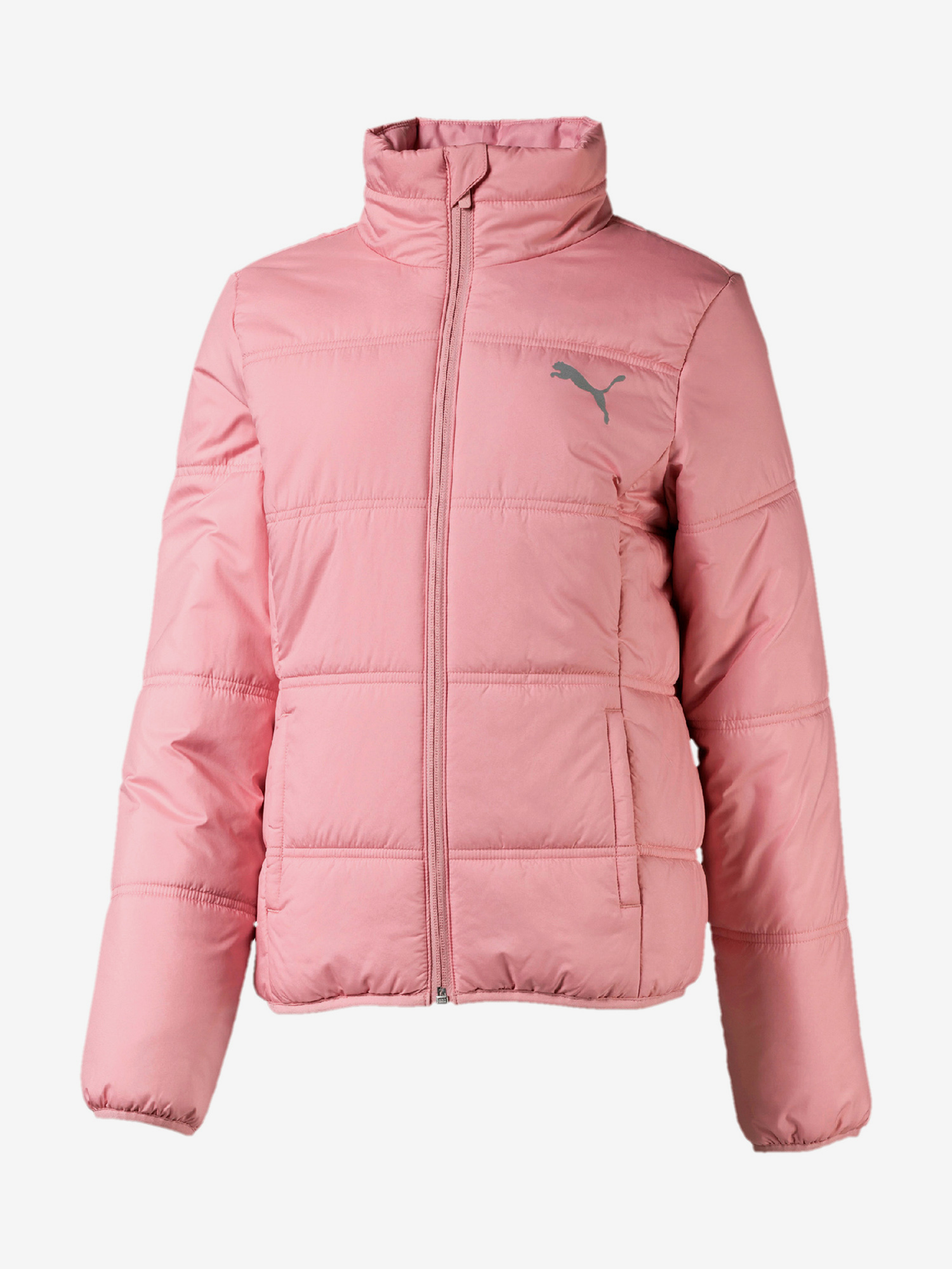 Bunda Puma Essentials Padded Jacket Červená