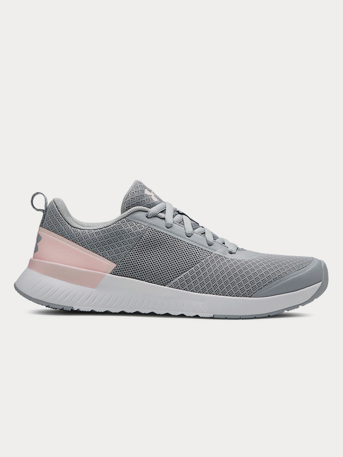 Boty Under Armour W Aura Trainer Šedá