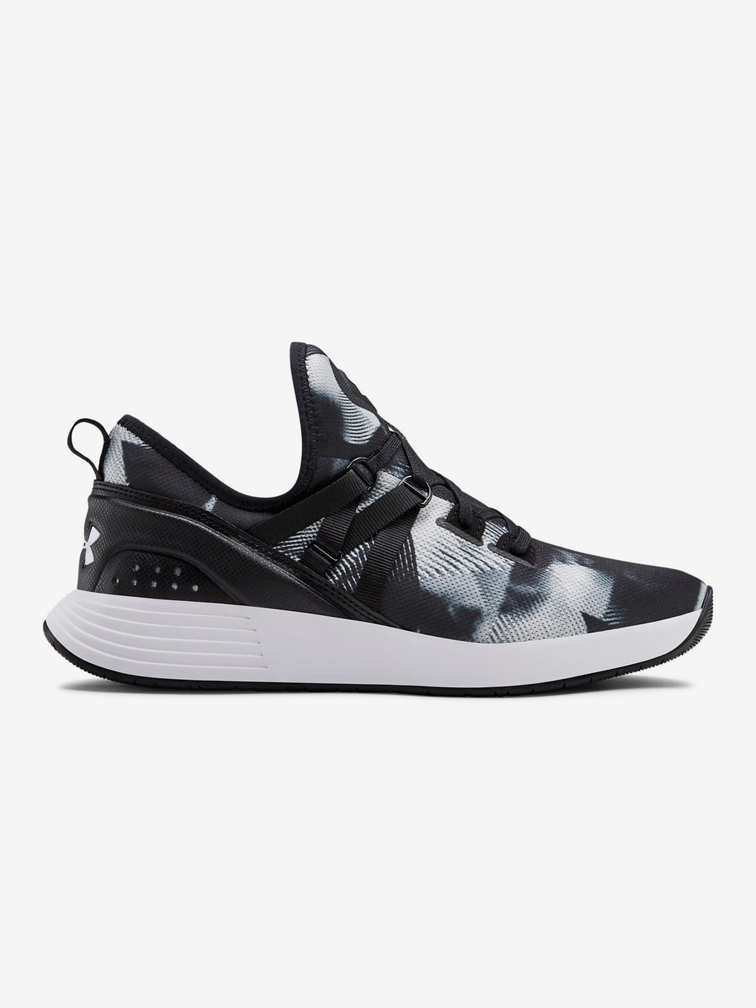 Boty Under Armour W Breathe Trainer Prnt-Blk (1)