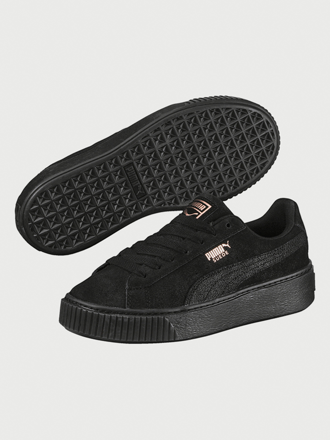 the latest 32949 afd03 Boty Puma Suede Platform Artica Wn s