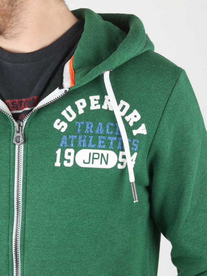 Mikina Superdry Track & Field Ziphood (3)