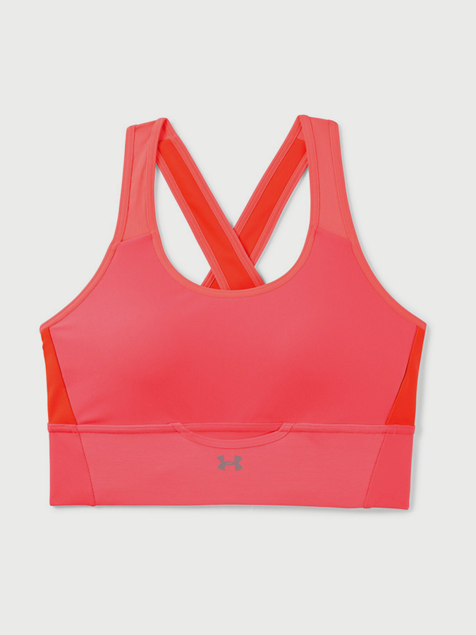 Kompresní podprsenka Under Armour Crossback Pocket Bra (3)