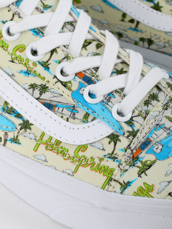 Boty Vans UA OLD SKOOL (PALM SPRING) (4)