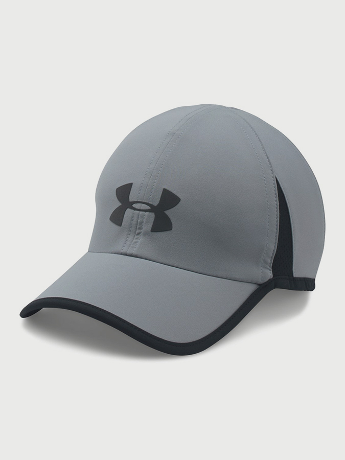 Kšiltovka Under Armour Men's Shadow Cap 4.0 Šedá