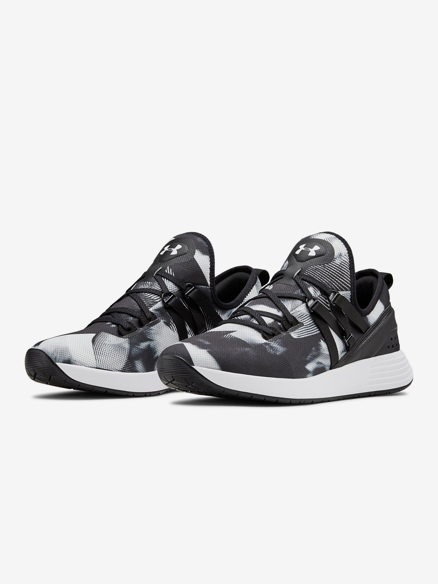 Boty Under Armour W Breathe Trainer Prnt-Blk (3)