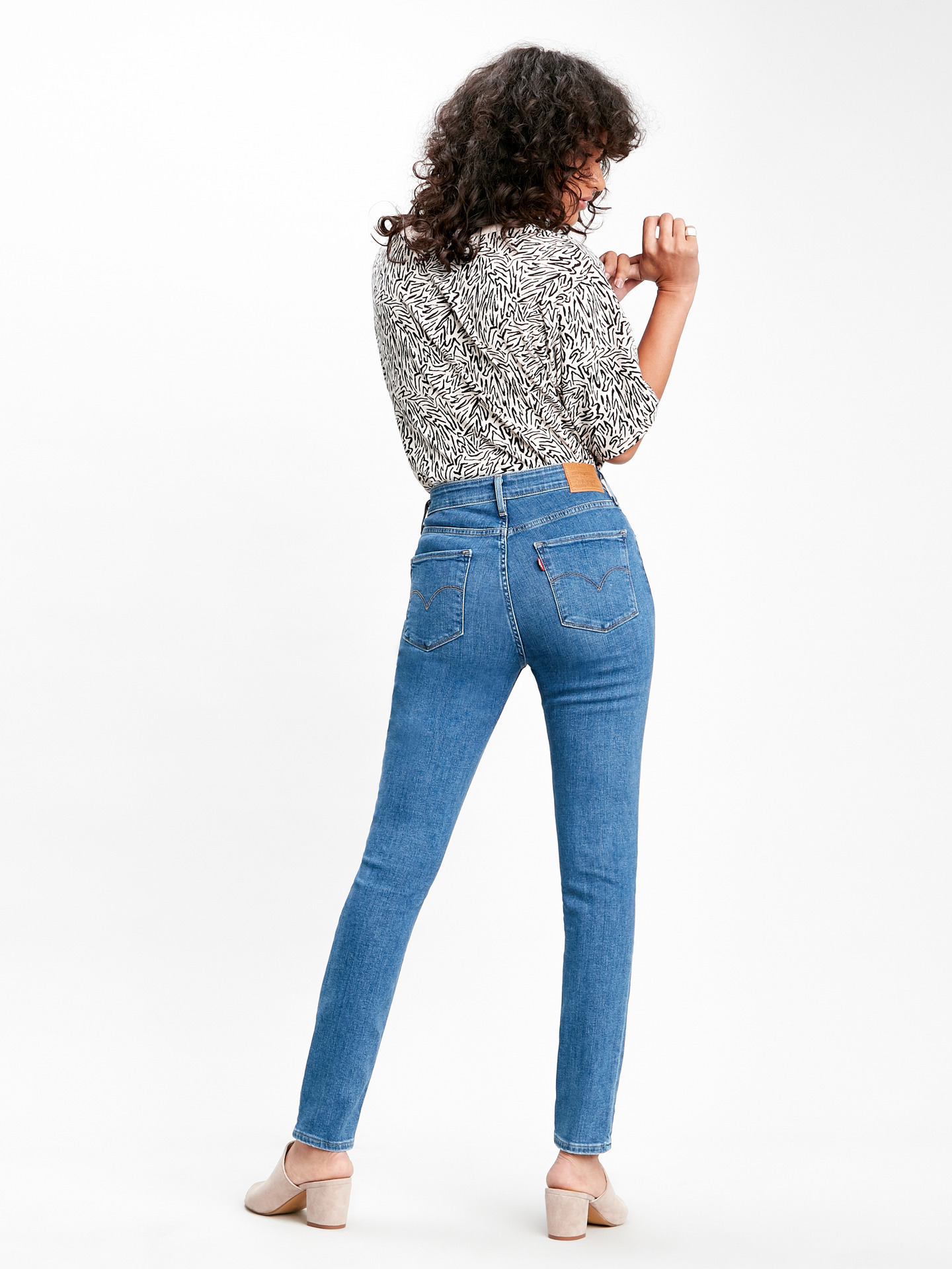 721™ High Rise Skinny Jeans Levi's® (4)