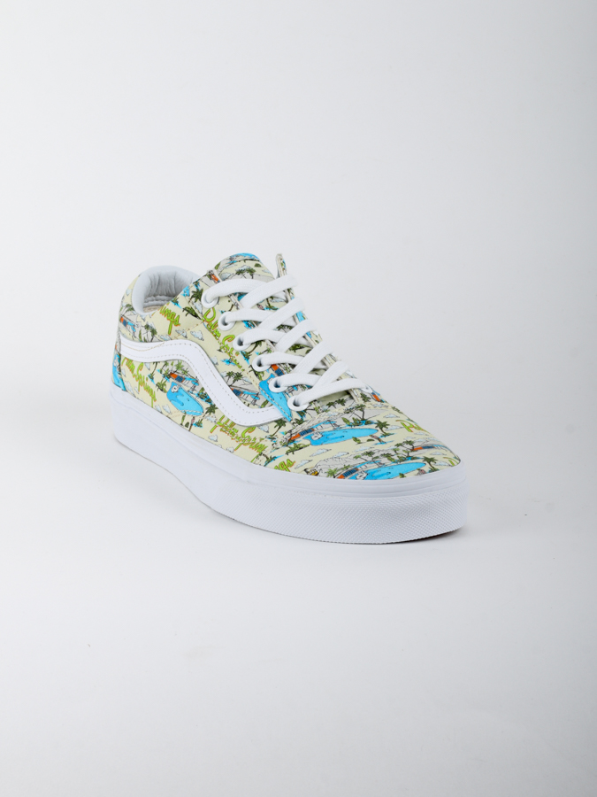 Boty Vans UA OLD SKOOL (PALM SPRING) (3)