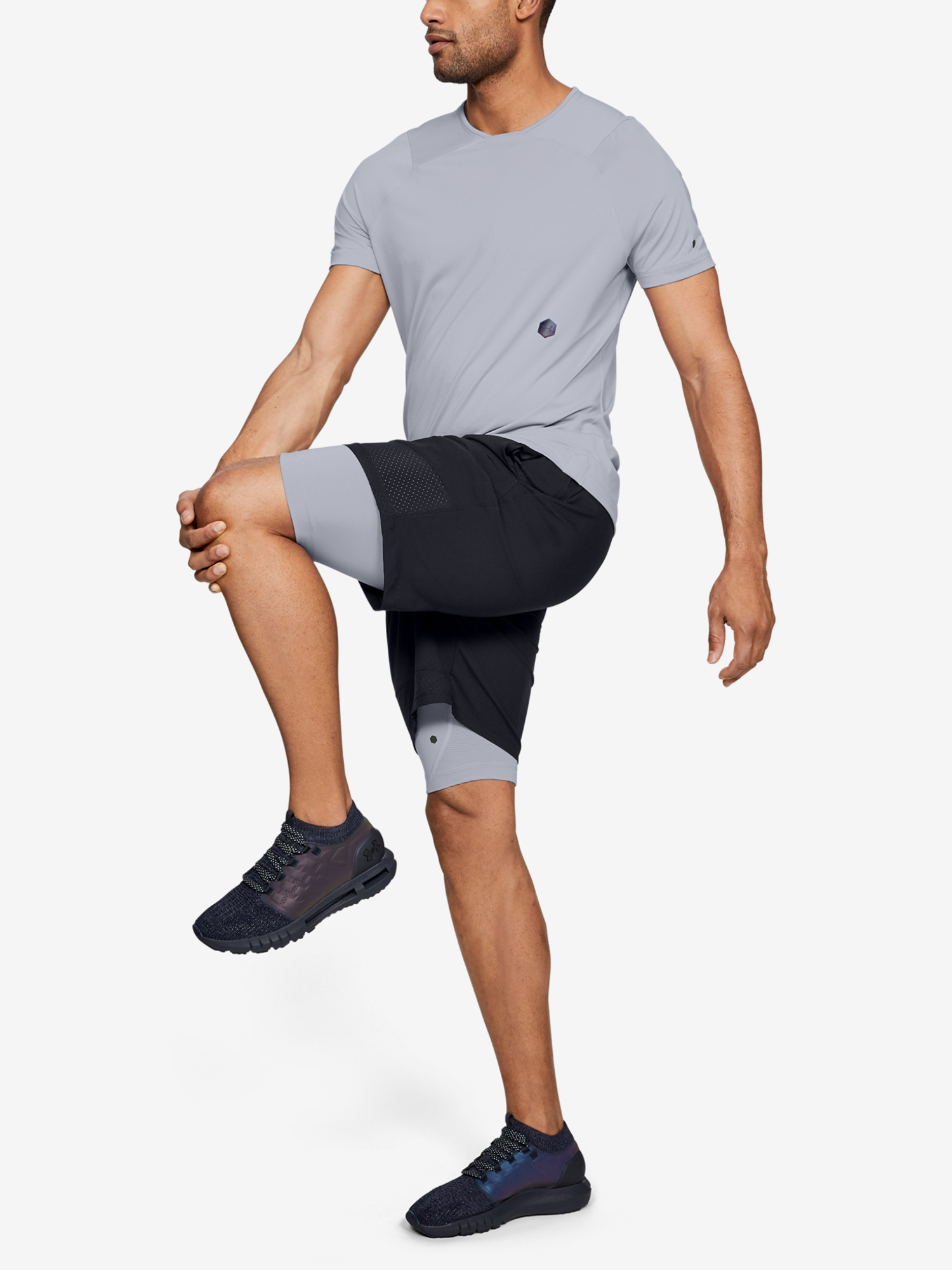 Kompresní šortky Under Armour Rush Comp Short (6)