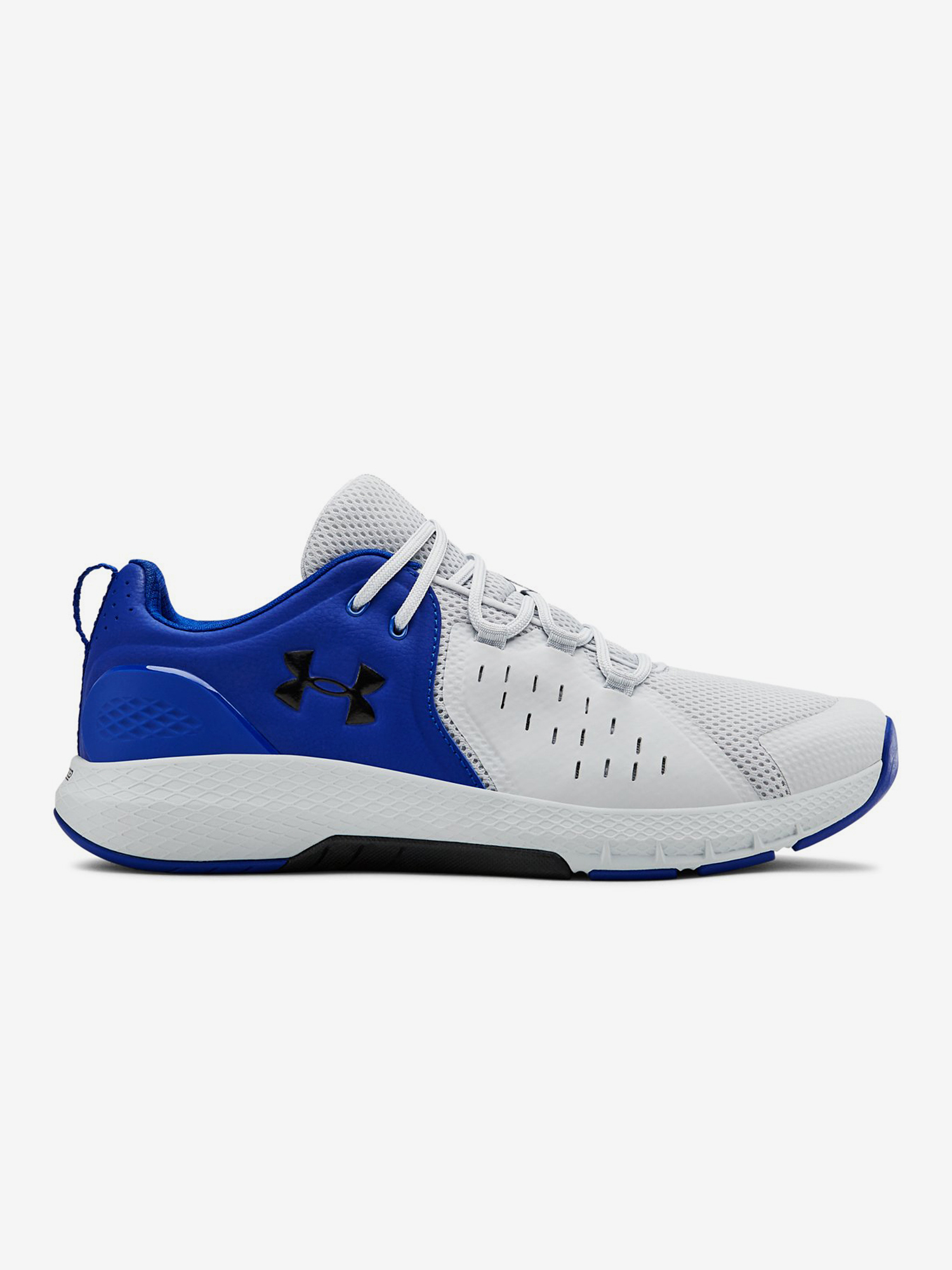 Boty Under Armour Charged Commit Tr 2-Blu Bílá