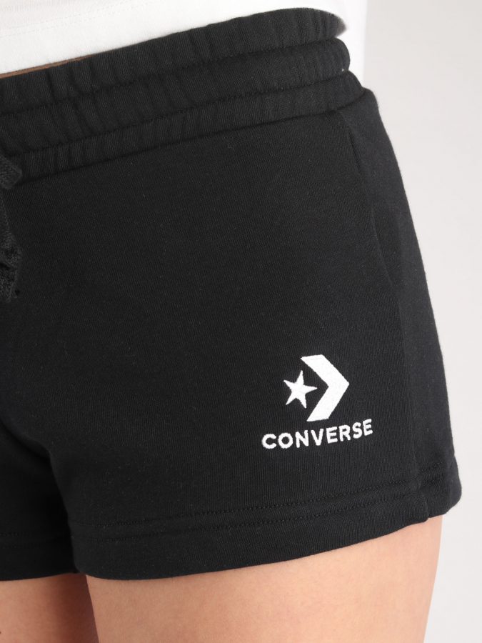 Kraťasy Converse Star Chevron Emb Short Ft (3)