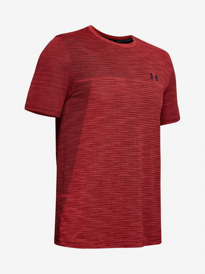 Tričko Under Armour Vanish Seamless Ss Nov 1-Red Červená
