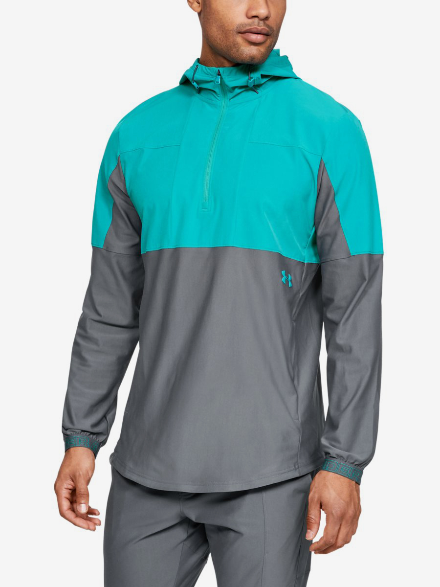 Bunda Under Armour Vanish Hybrid Jacket-Grn Barevná