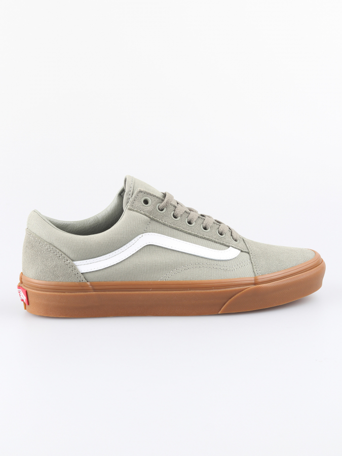 Boty Vans Ua Old Skool Laurel Oak/Gum Šedá