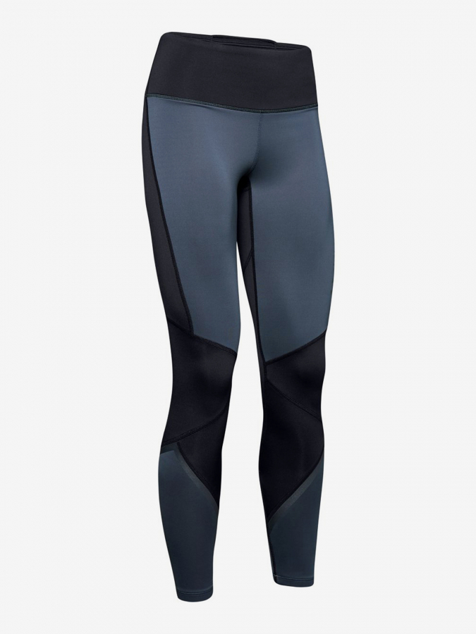 Kompresní legíny Under Armour Cg Legging Graphic-Gry Šedá