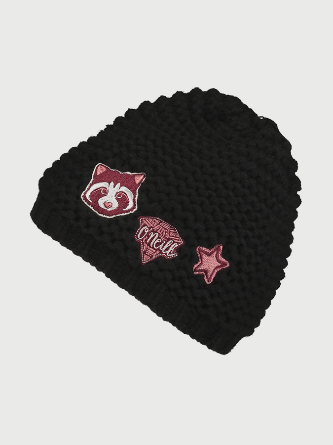 Čepice O´Neill BG Girls Badge Beanie (1)