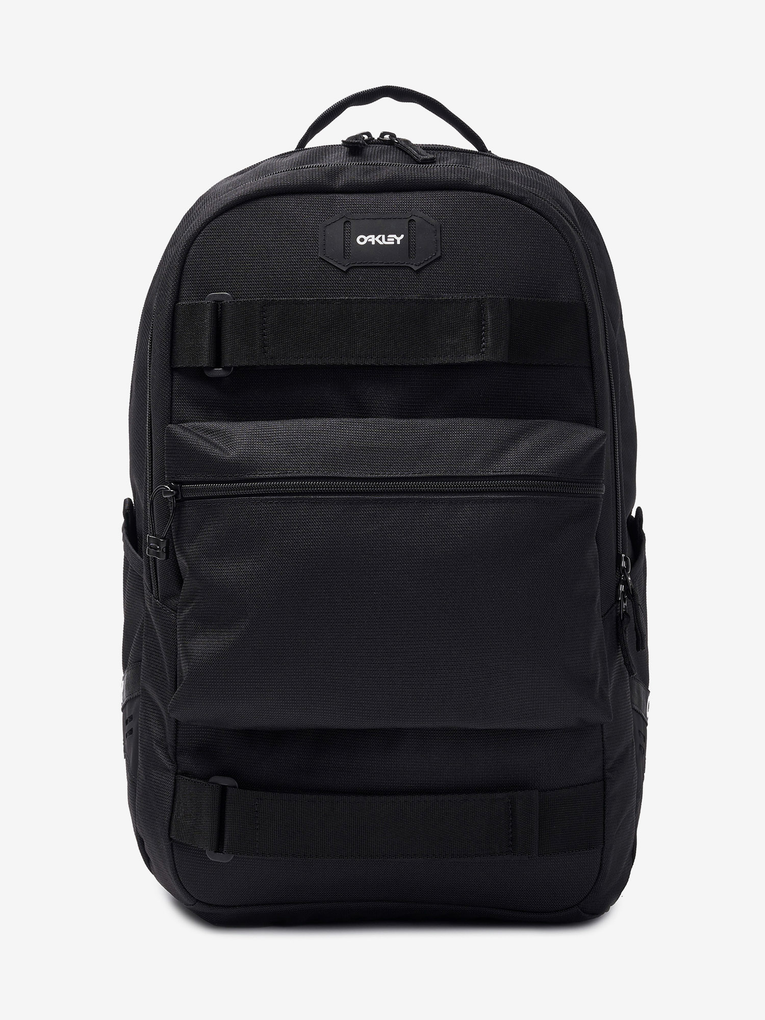 Batoh Oakley Street Skate Backpack Blackout (1)