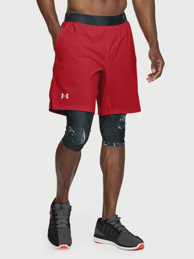 Kraťasy Under Armour Launch Sw Long Short (1)