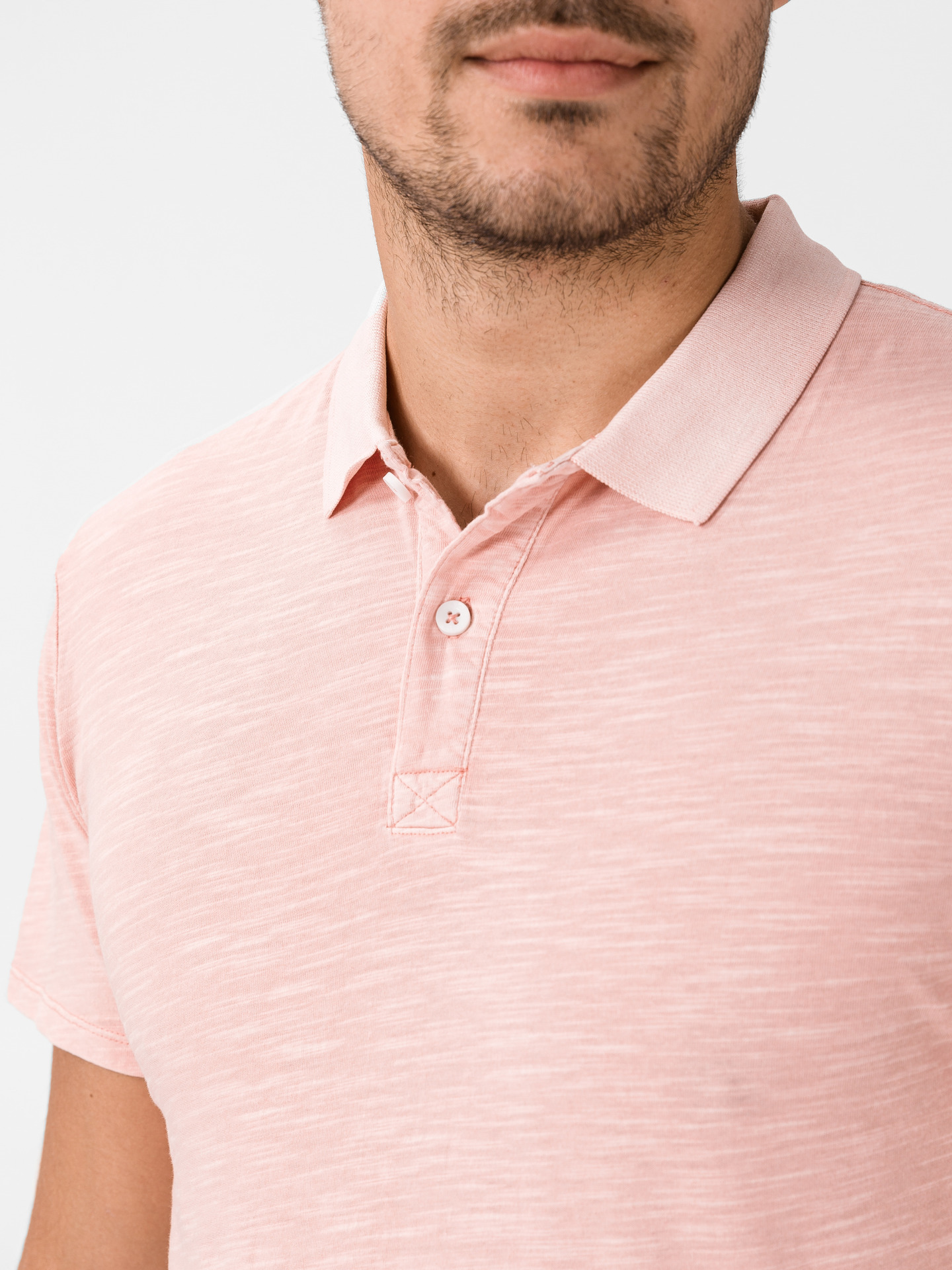 New Overdyed Polo triko Jack & Jones (3)