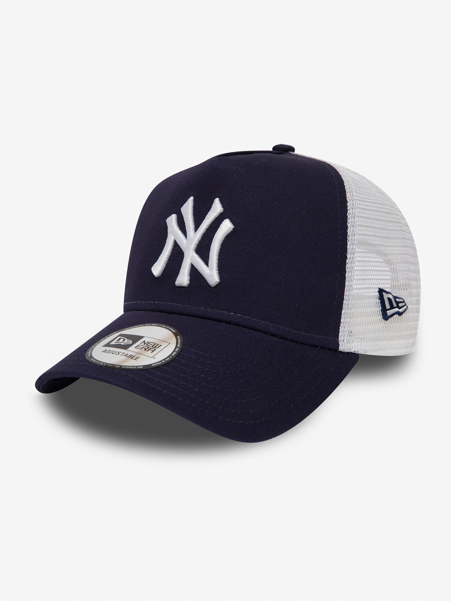 Kšiltovka New Era 940W Af trucker MLB league essential NEYYAN Modrá