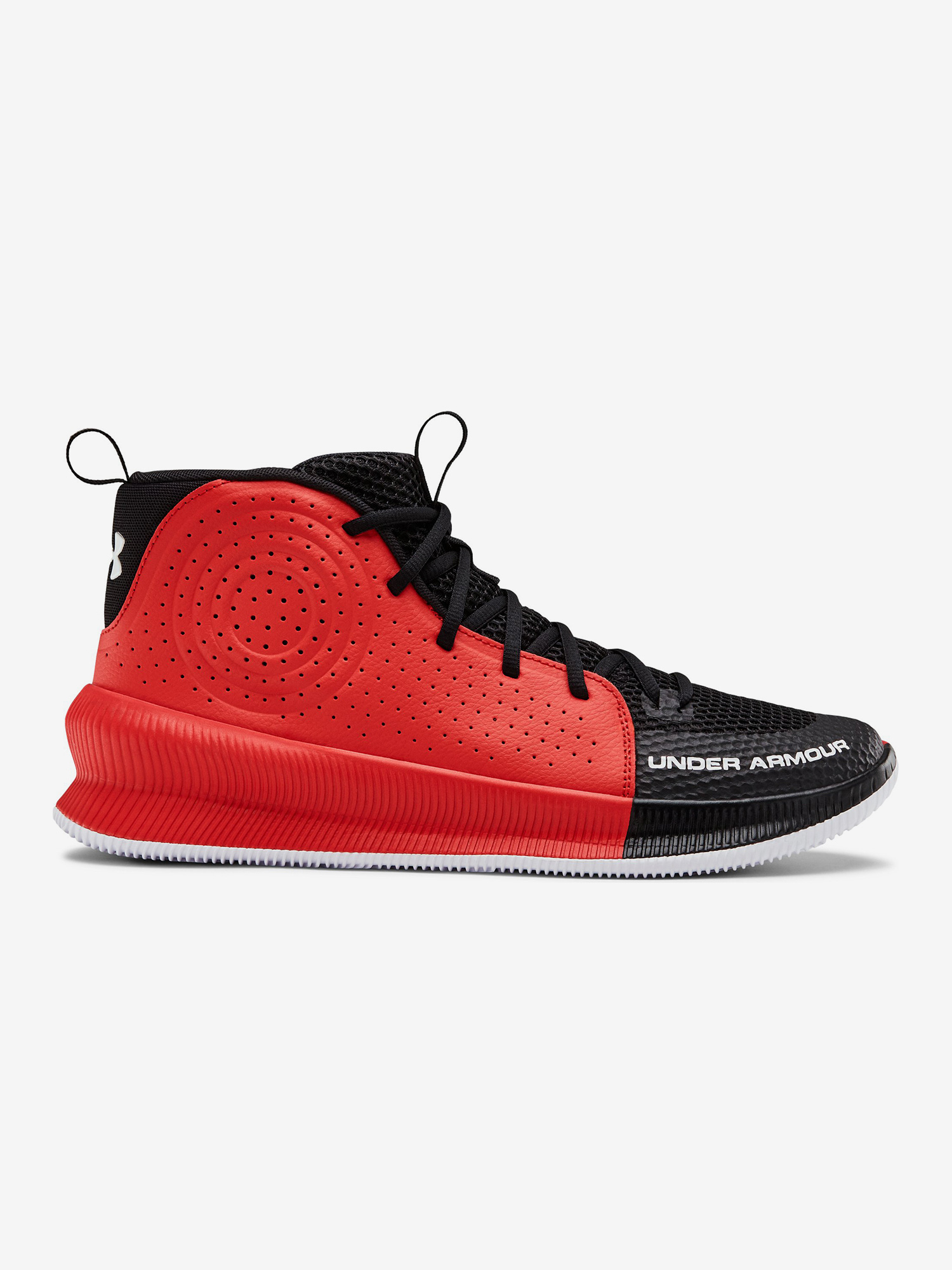 Boty Under Armour Jet-Blk