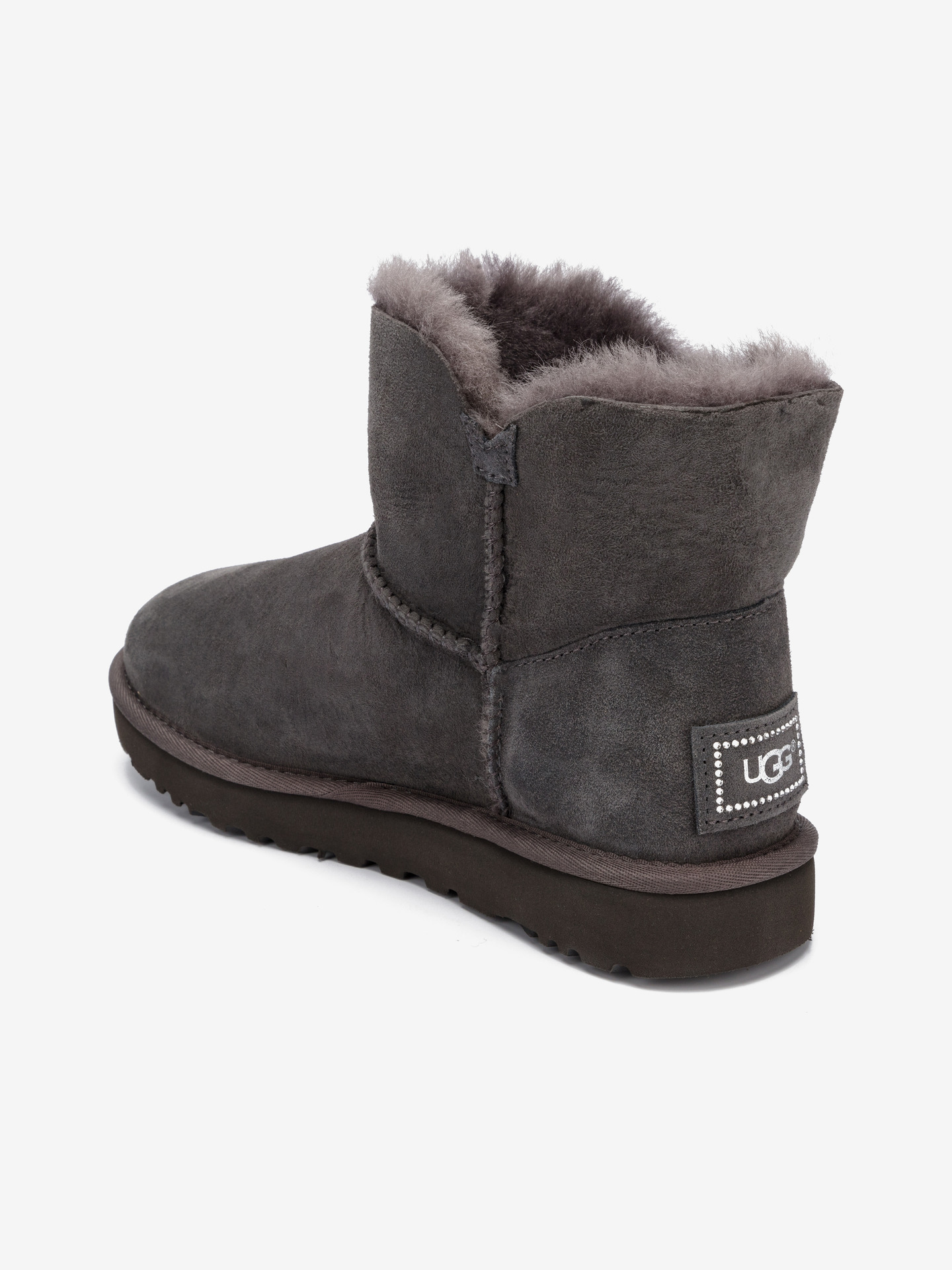 Mini Bailey Button Bling Sněhule UGG (3)