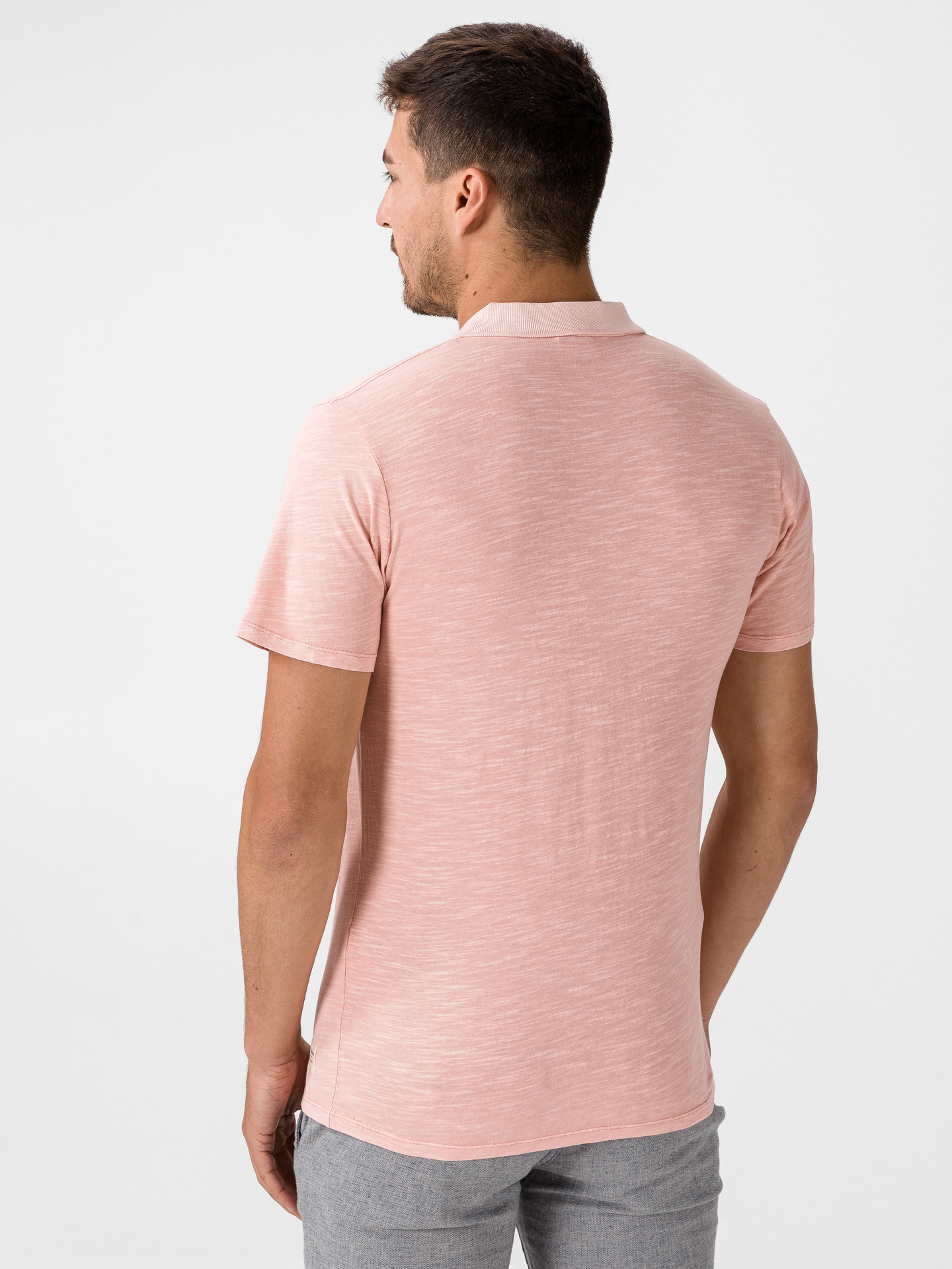 New Overdyed Polo triko Jack & Jones (5)