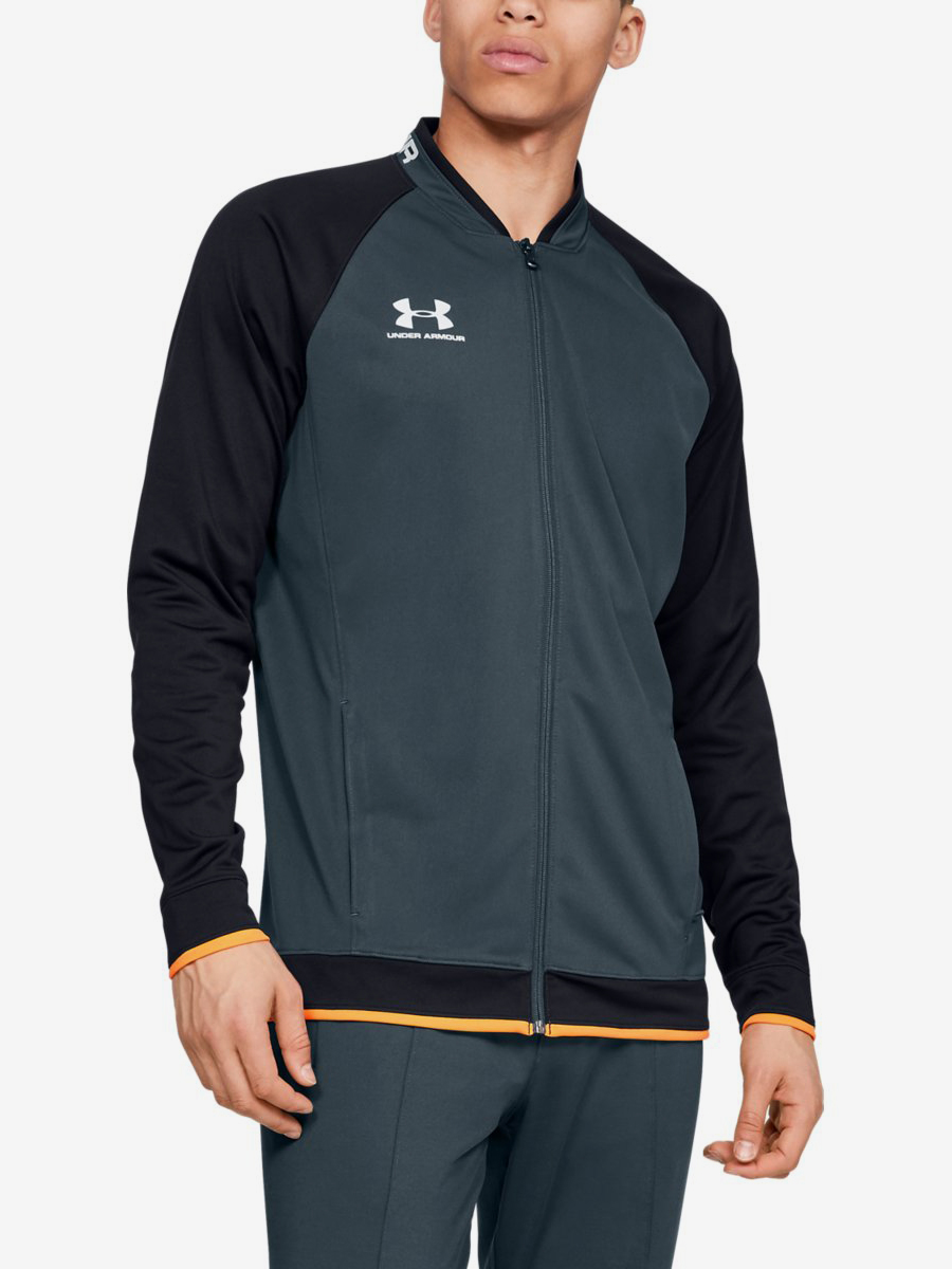 Bunda Under Armour Challenger Iii Jacket-Gry Šedá