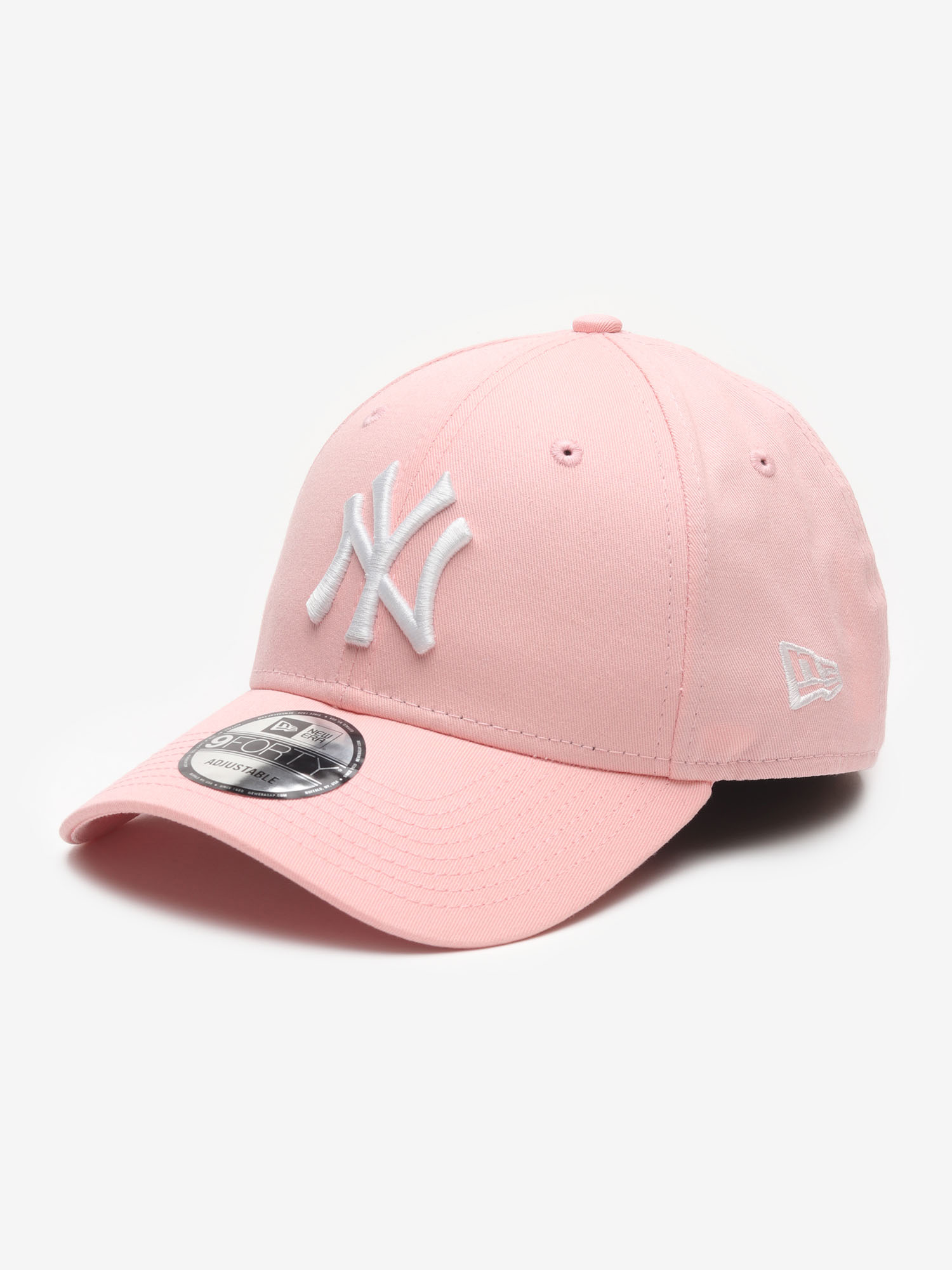 Kšiltovka New Era 940 MLB League essential NEYYAN Růžová
