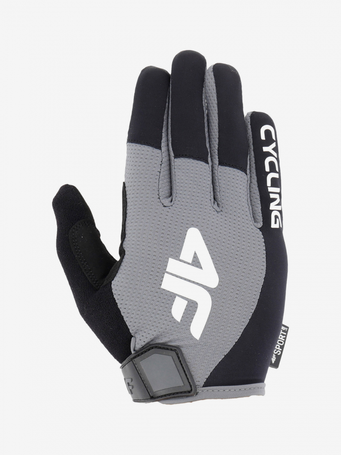 Rukavice 4F RRU207 Bike Gloves Šedá