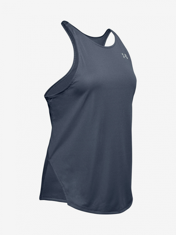 Tílko Under Armour Speed Stride Tank-Gry Šedá