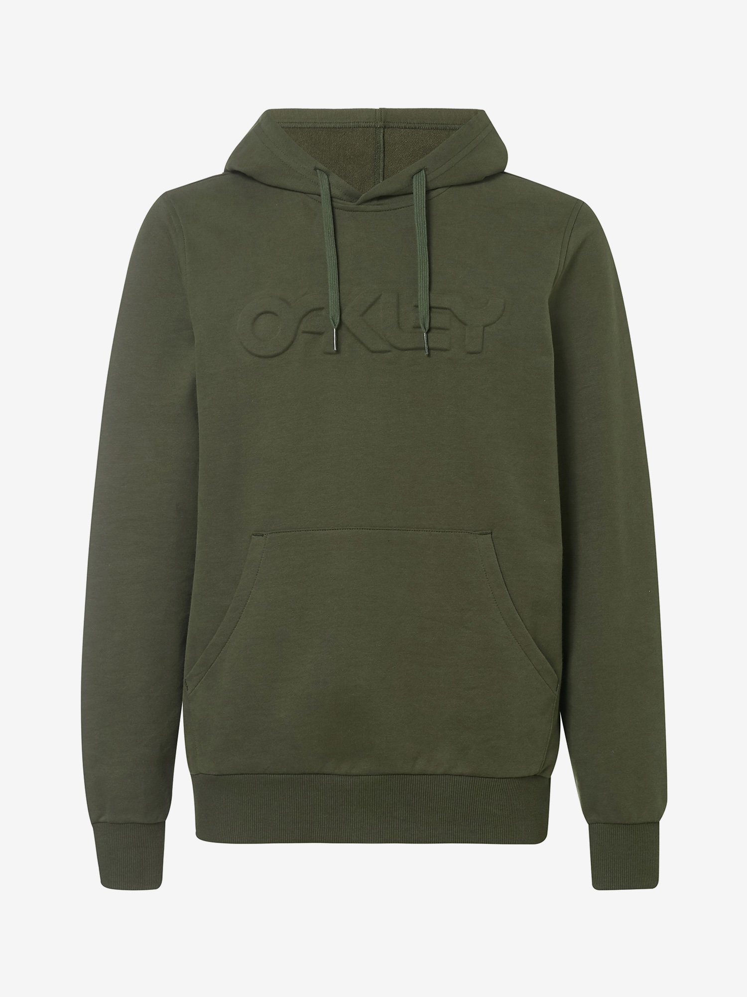 Mikina Oakley Embossed Graphic Hoodie New Dark Brush Barevná